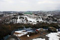 平面战争 6 25博物馆 30更改的卫兵7月韩国国王好朋友s汉城南部 免版税库存图片