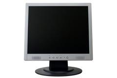 平面的监控程序面板tft 免版税库存图片
