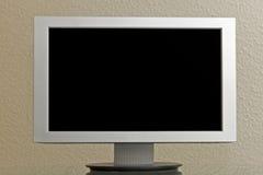 平面的lcd屏幕tft 免版税库存照片
