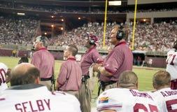 1997年亚利桑那红雀教练员的成员 免版税库存照片