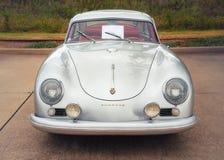 1955年保时捷大陆小轿车经典之作汽车 库存照片