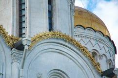 1507 1533年假定建立了大教堂年 弗拉基米尔, 免版税库存照片