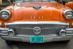 1956年别克专辑小轿车 免版税图库摄影