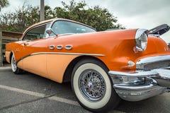 1956年别克专辑小轿车 库存照片