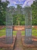 1787年墓地创建其lvov lychakiv军人乌克兰 免版税图库摄影