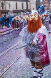 2017年巴塞尔狂欢节 免版税图库摄影