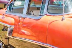 1956年水星Montclair轿车 库存照片