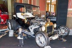 1923年福特旧车改装的高速马力汽车汽车 免版税库存图片