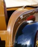 1930年福特模型小轿车 免版税库存图片