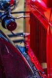 1929年福特模型小轿车 库存照片