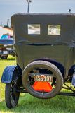1923年福特模型T游览车 免版税库存图片