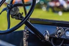 1923年福特模型T游览车 库存照片