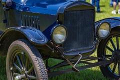 1923年福特模型T游览车 免版税库存照片