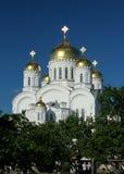 1824年被创办的大教堂工厂意味nevyansk责任人pyatiprestolny石变貌yakovlev 库存照片
