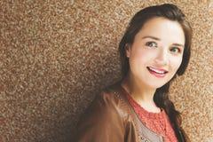年轻人25-30岁妇女画象  免版税图库摄影