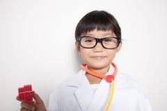 年轻医生 库存图片