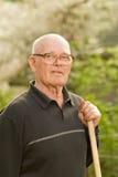 年长人 免版税库存图片