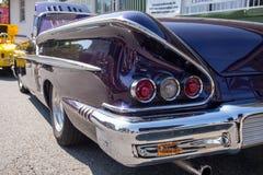 1958年雪佛兰飞羚 库存图片