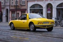 1970年马特拉M530 LX老朋友汽车 免版税库存图片