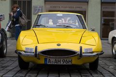 1970年马特拉M530 LX老朋友汽车 免版税库存照片
