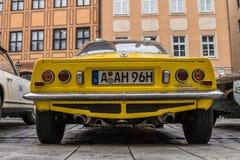1970年马特拉M530 LX老朋友汽车 免版税图库摄影