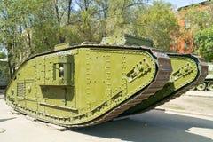 年龄男性老坦克v 免版税图库摄影
