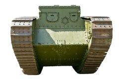 年龄男性老坦克v 库存图片