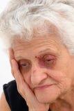 年龄 免版税库存照片