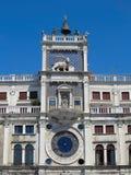 20 06 2017年,威尼斯,意大利:圣马克` s正方形, d的宫殿 库存照片