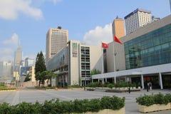 2014年10月1日市画廊香港 图库摄影