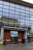 2017年11月15日,黄柏,爱尔兰-歌剧院 免版税库存图片