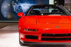 1991年Acura NSX 免版税库存图片