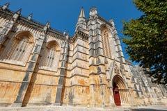 1386 1517年batalha编译地区estremadura遗产莱利亚修道院葡萄牙站点科教文组织世界 葡萄牙,欧洲 免版税库存图片
