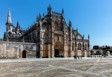 1386 1517年batalha编译地区estremadura遗产莱利亚修道院葡萄牙站点科教文组织世界 库存图片