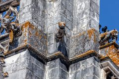 1386 1517年batalha编译地区estremadura遗产莱利亚修道院葡萄牙站点科教文组织世界 免版税库存图片