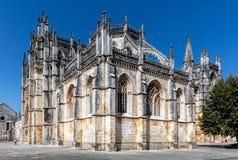 1386 1517年batalha编译地区estremadura遗产莱利亚修道院葡萄牙站点科教文组织世界 免版税库存照片