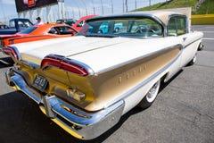 1958年Edsel汽车 库存照片