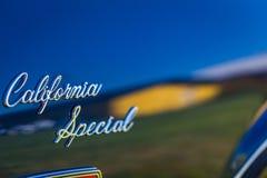 1968年Ford Mustang加利福尼亚专辑 免版税库存照片