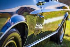 1968年Ford Mustang加利福尼亚专辑 免版税库存图片
