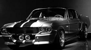 1967年Ford Mustang谢尔比GT 500 库存图片