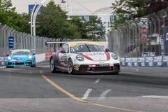 2017年Indycar系列种族在多伦多 库存照片