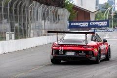 2017年Indycar系列种族在多伦多 免版税图库摄影