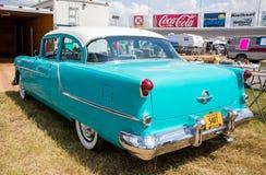 1954年Oldmobile汽车 库存图片
