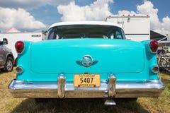 1954年Oldmobile汽车 免版税库存图片