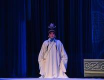 """并肩作战象卫兵在杨Family†的棺架北京Opera""""妇女将军 库存图片"""