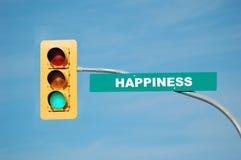幸福 免版税图库摄影