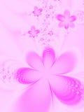 幻想粉红色 库存例证