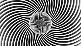 幻觉变形您的视觉 向量例证