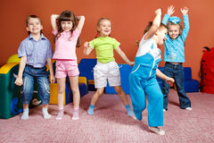 幼稚园 免版税图库摄影