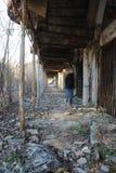 幽灵 库存照片